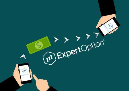如何从 ExpertOption 取款