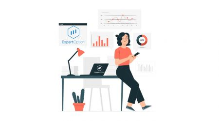 如何创建帐户并注册 ExpertOption