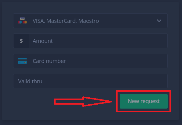 如何在 ExpertOption 开户和取款