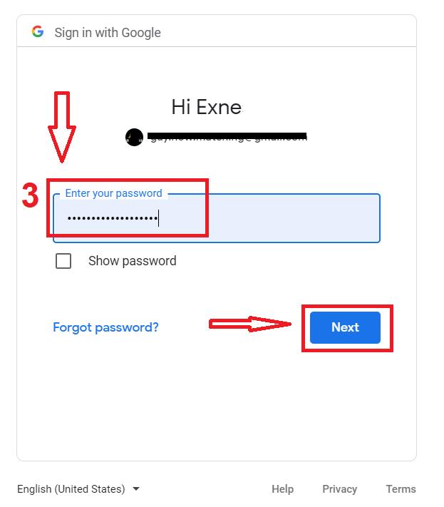 如何在 ExpertOption 注册和存款